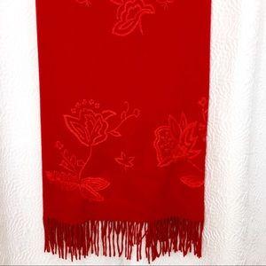 Bindya accessories 100% cashmere scarf